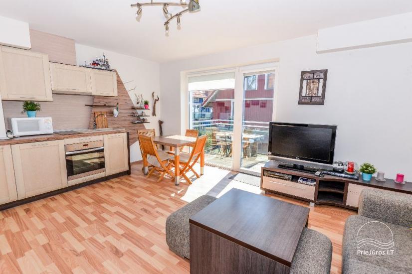 Gut möblierte Wohnung für 4-8 Personen geeignet - 24