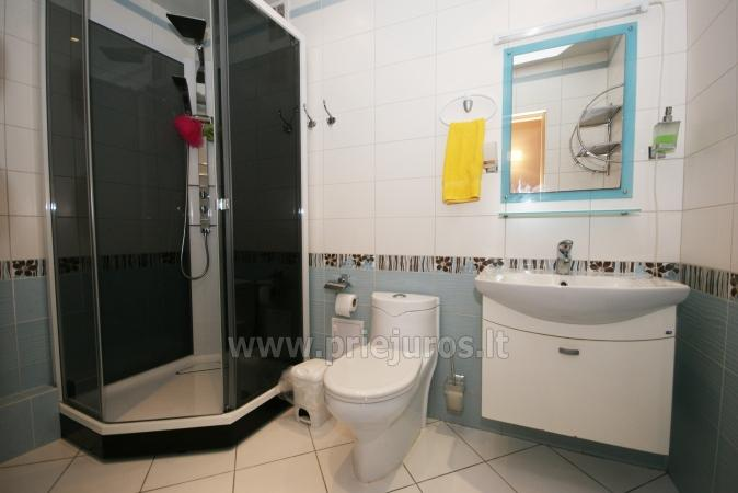 Apartment rent in Nida: two rooms apartment with a view to the lagoon - 6