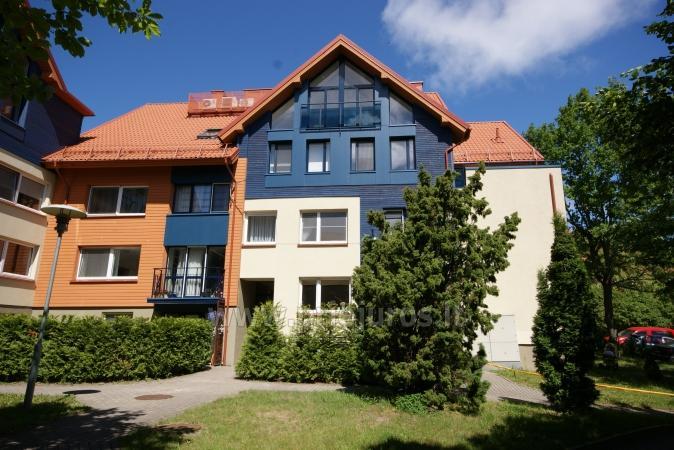 Dviejų kambarių butas su vaizdu į marias