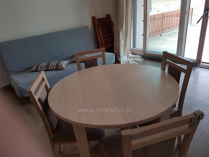 One room apartment with amazing view to the pine forest in Nida, Curonian spit, Lithuania - 8