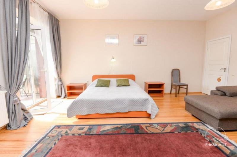 Die Zimmer, Luxus, Apartments Holiday Palangaam Meer in Palanga