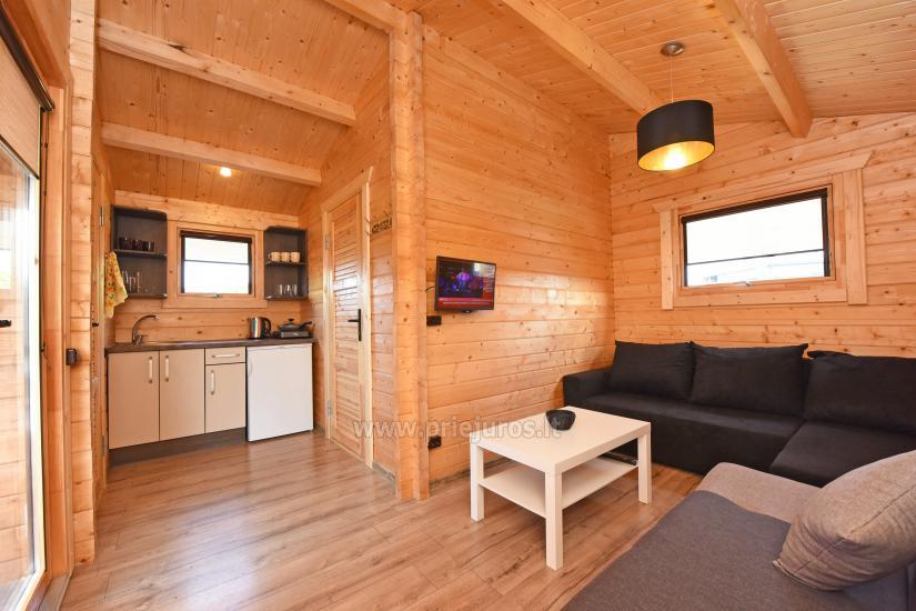 New holiday cottages in Sventoji - quiet recreation for families and freinds - 11