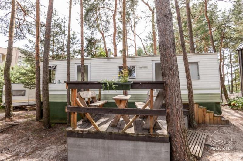Jūros 20 + - namelių nuoma Šventojoje. Tik 200 metrų iki jūros!