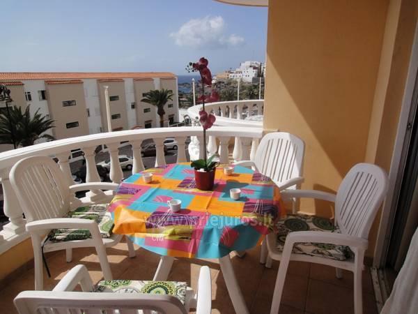 Apartamentai Club La Mar pietų Tenerifė, Puerto De Santiago - 3