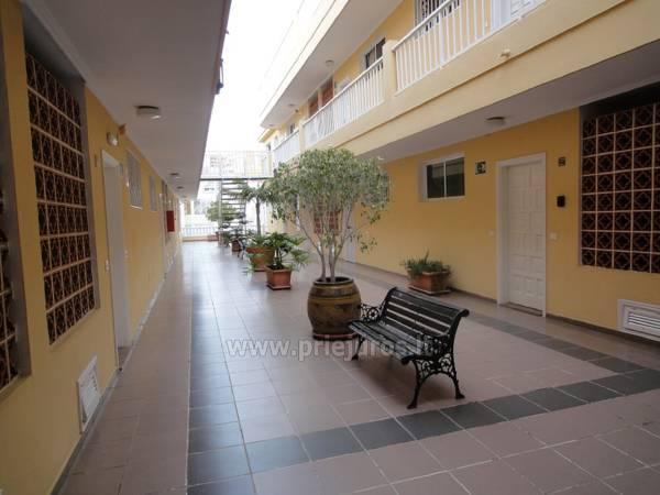 Apartamentai Club La Mar pietų Tenerifė, Puerto De Santiago - 6