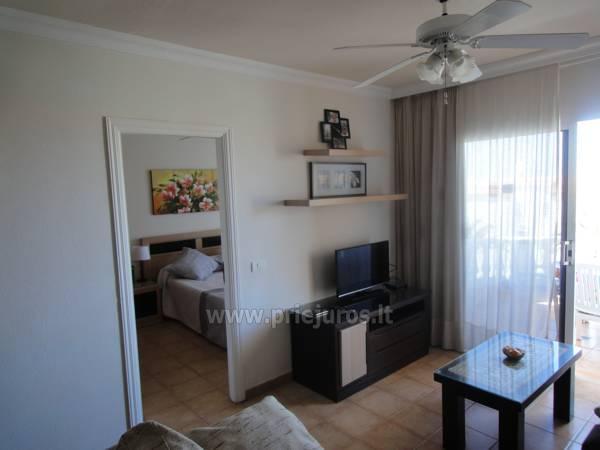 Apartamentai Club La Mar pietų Tenerifė, Puerto De Santiago - 9