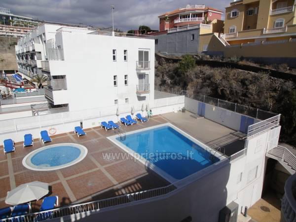 Apartamentai Club La Mar pietų Tenerifė, Puerto De Santiago - 10