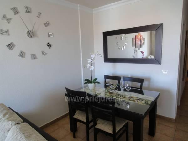 Apartamentai Club La Mar pietų Tenerifė, Puerto De Santiago - 11