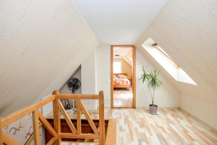 Apartamentai Nidoje, Naglių g. 10-1 - 17