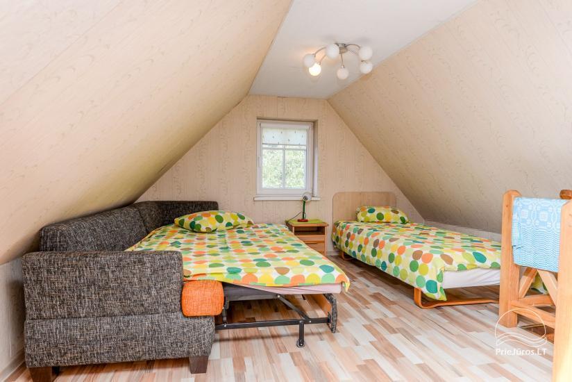 Apartamentai Nidoje, Naglių g. 10-1 - 16