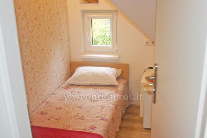 Villa Levanda Palanga, cheap room rent - 12