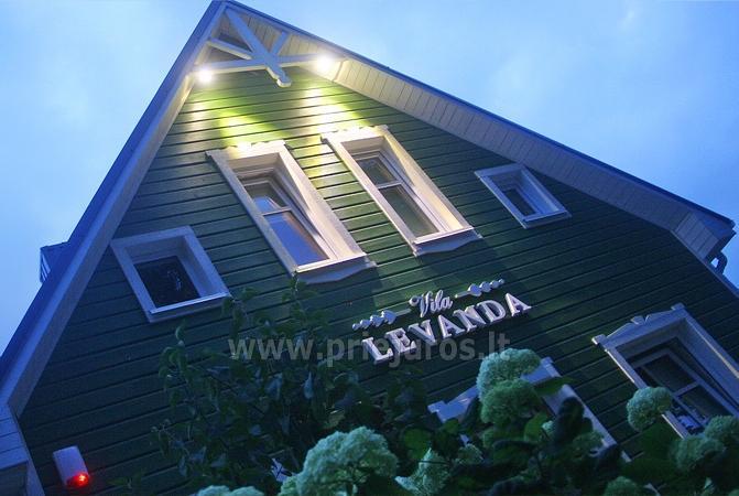 Villa Levanda Palanga, cheap room rent - 15