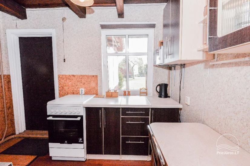 Aparment in Nida, Curonian Spit, Lithuania, close to the yacht harbor - 11
