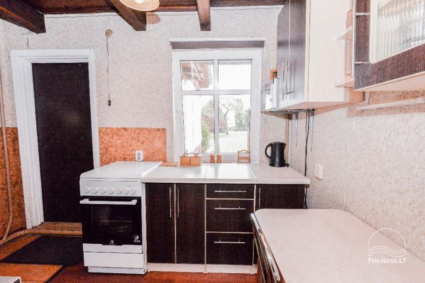 Dzīvoklis Nidā, Kuršu kāts, Lietuva, netālu no jahtu ostas - 11