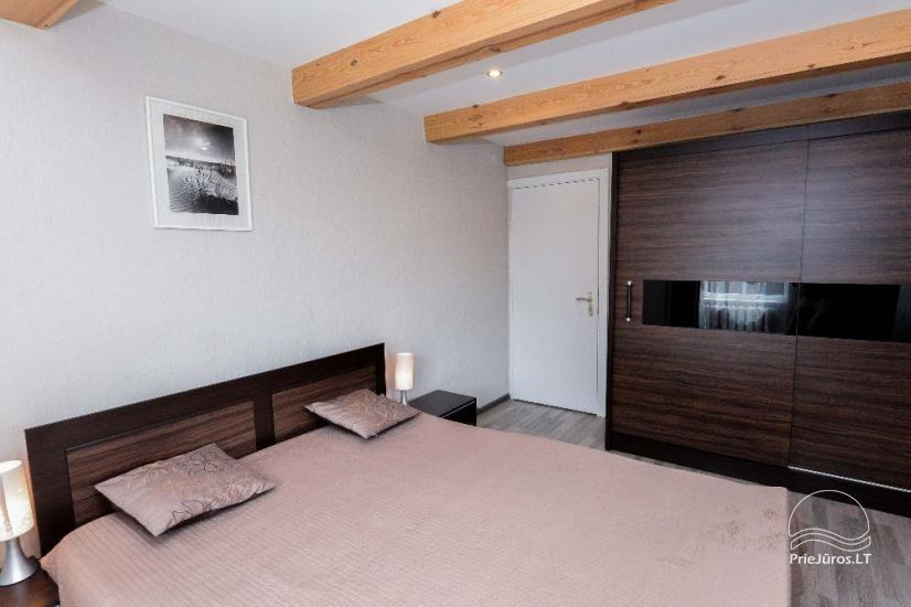 Aparment in Nida, Curonian Spit, Lithuania, close to the yacht harbor - 17