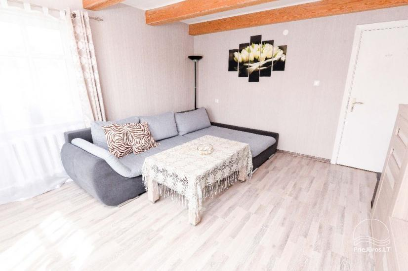 Aparment in Nida, Curonian Spit, Lithuania, close to the yacht harbor - 8