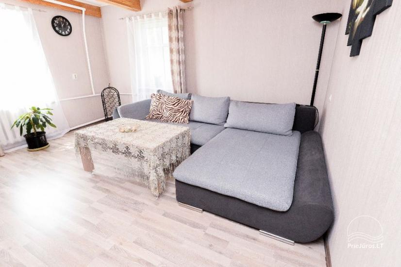 Aparment in Nida, Curonian Spit, Lithuania, close to the yacht harbor - 9