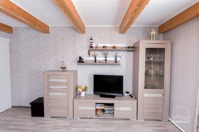 Aparment in Nida, Curonian Spit, Lithuania, close to the yacht harbor - 10