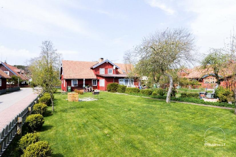 Aparment in Nida, Curonian Spit, Lithuania, close to the yacht harbor - 1