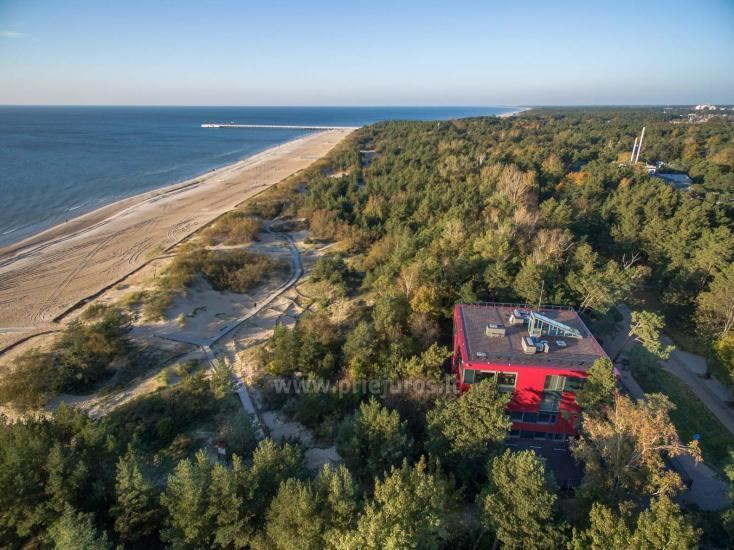 Luxury apartments in Palanga 30 to the beach VOVERAITĖ ATTHE DUNES! - 1