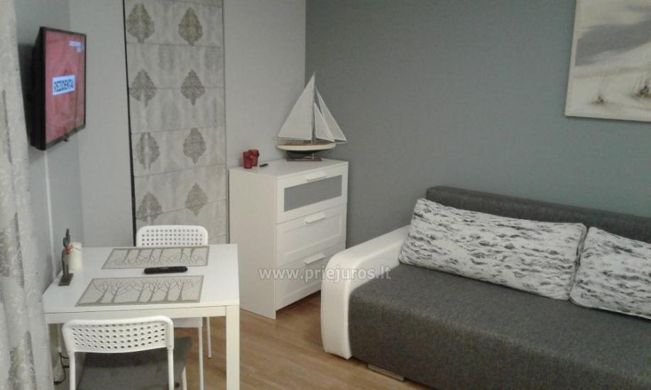 Irklo apartamentai Jūsų poilsiui Šventojoje - 11