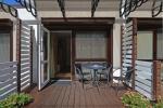 Mini butas - studija Nidos centre. Atskiras įėjimas iš kiemo, terasa - 2