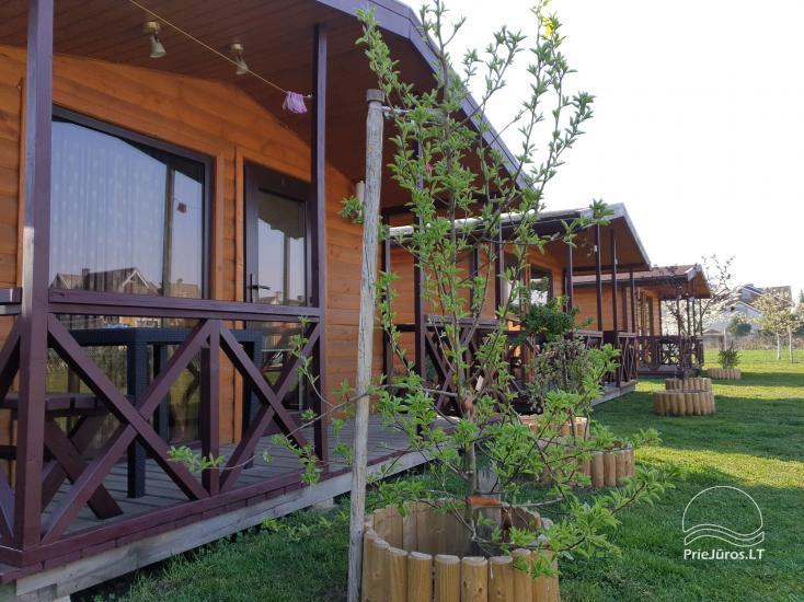 Zimmer und Ferienhäuser zur Miete in Šventoji - 1