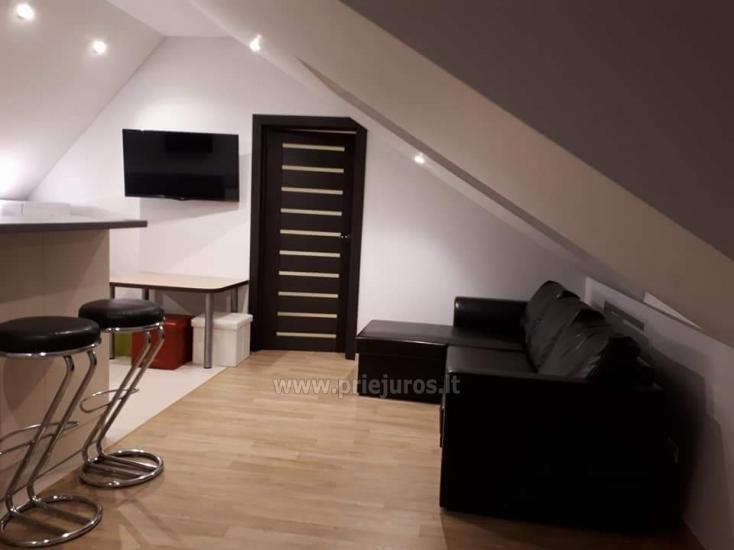Apartamentų nuoma Juodkrantėje - 5
