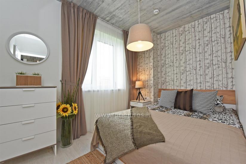 Žalia kopa apartamentai įsikūrę vos už 300 metrų nuo švaraus smėlio paplūdimio - 9