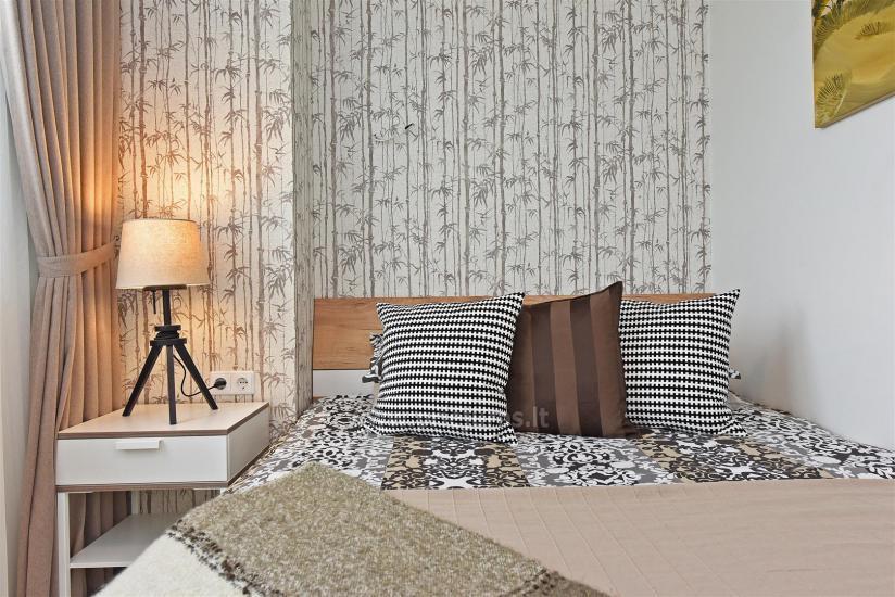 Žalia kopa apartamentai įsikūrę vos už 300 metrų nuo švaraus smėlio paplūdimio - 12