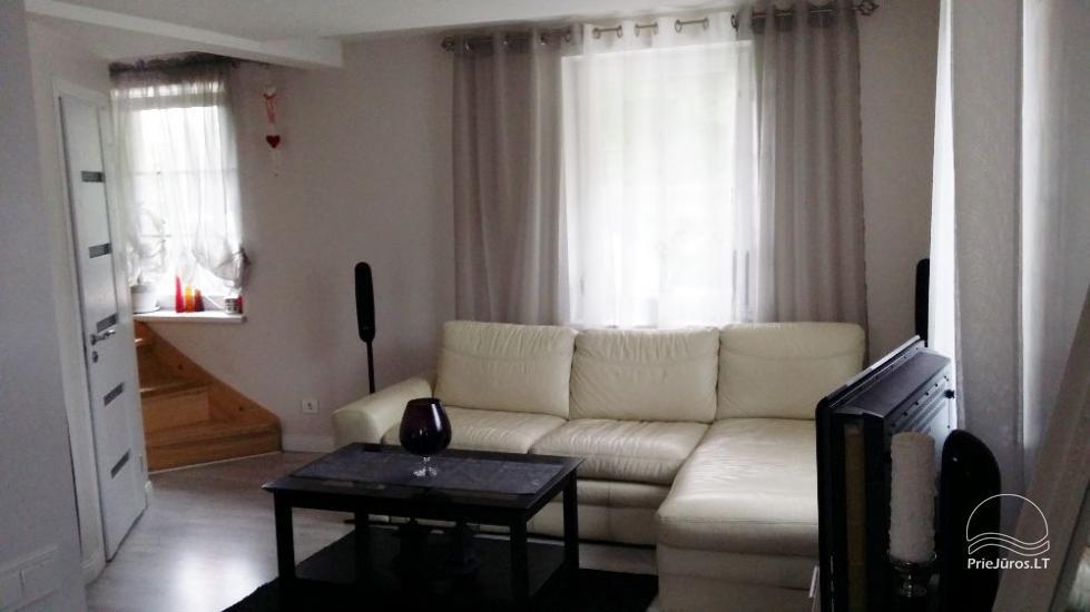 Apartamentai Juodkrantėje  Silver house - 2