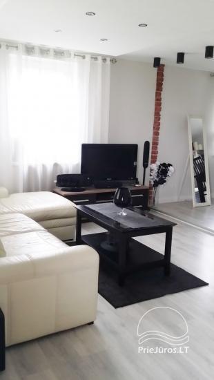Apartamentai Juodkrantėje  Silver house - 3