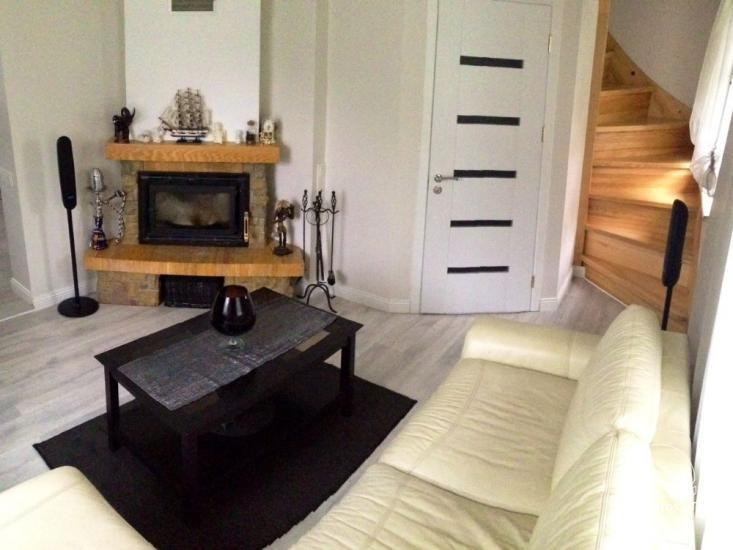 Ferienwohnung Silver House in Juodkrante, Kurische Nehrung, Litauen - 1