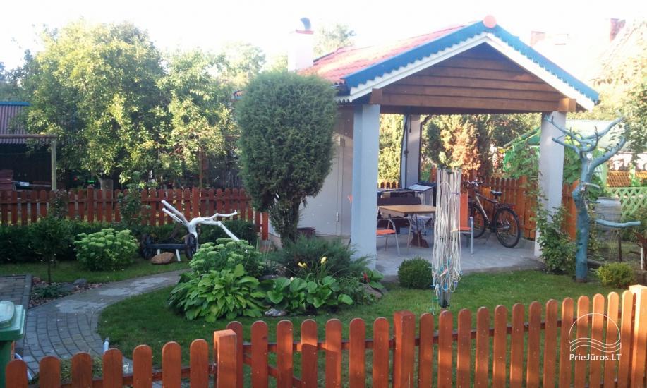 Ferienwohnung Silver House in Juodkrante, Kurische Nehrung, Litauen - 7