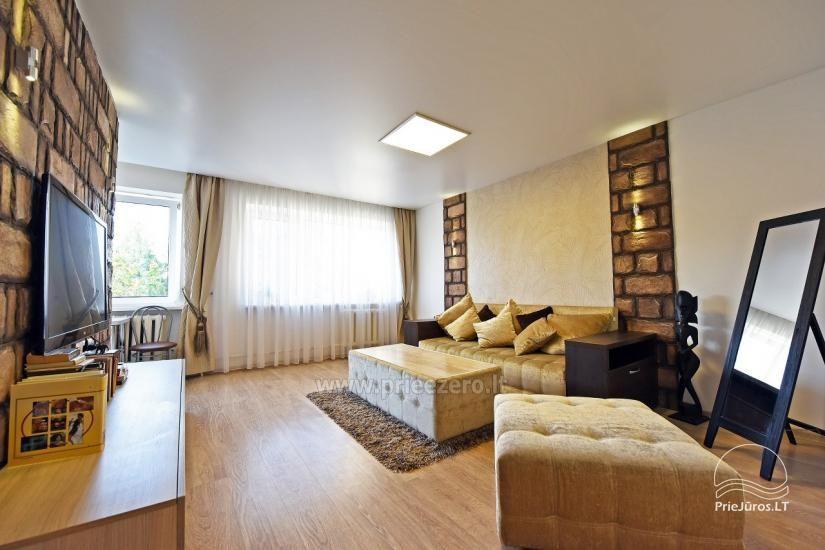 Trumpalaikė butų nuoma Klaipėdoje Sand apartment - 1