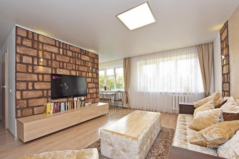 Trumpalaikė butų nuoma Klaipėdoje Sand apartment - 2