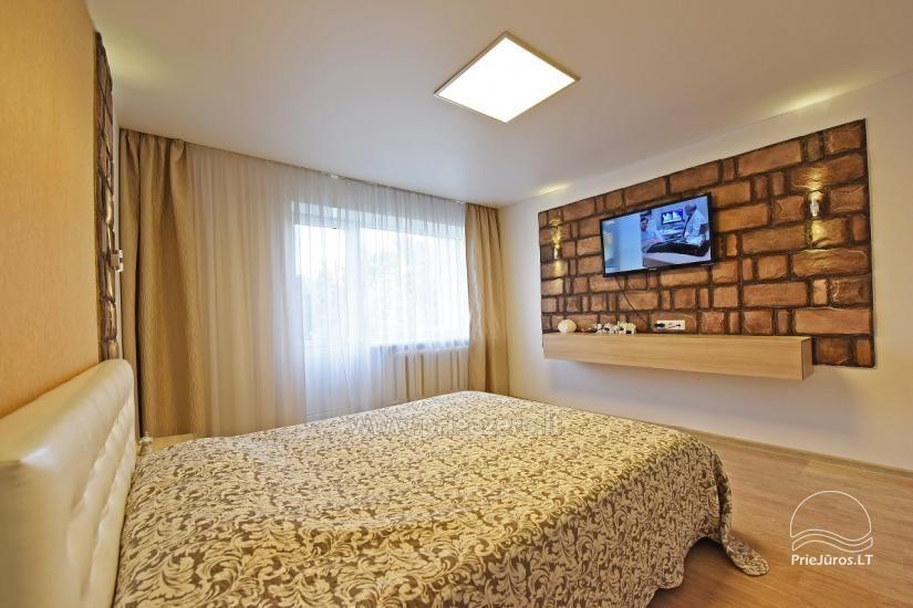 Trumpalaikė butų nuoma Klaipėdoje Sand apartment - 4