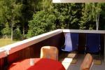 Išnuomojami keturių kambarių apartamentai Juodkrantės centre su vaizdu į Kuršių marias bei nuostabiu gamtos reginiu į Raganų kalną