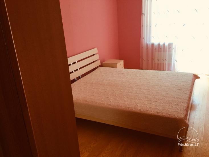 Išnuomojami keturių kambarių apartamentai Juodkrantės centre su vaizdu į Kuršių marias bei nuostabiu gamtos reginiu į Raganų kalną - 6