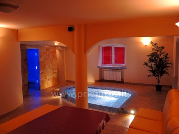 Unterkunft, Sauna und Jacuzzi in Klaipeda - 7
