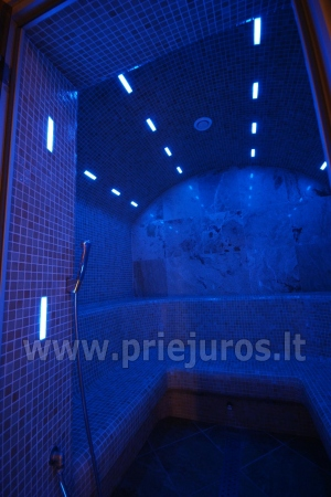 Unterkunft, Sauna und Jacuzzi in Klaipeda - 4