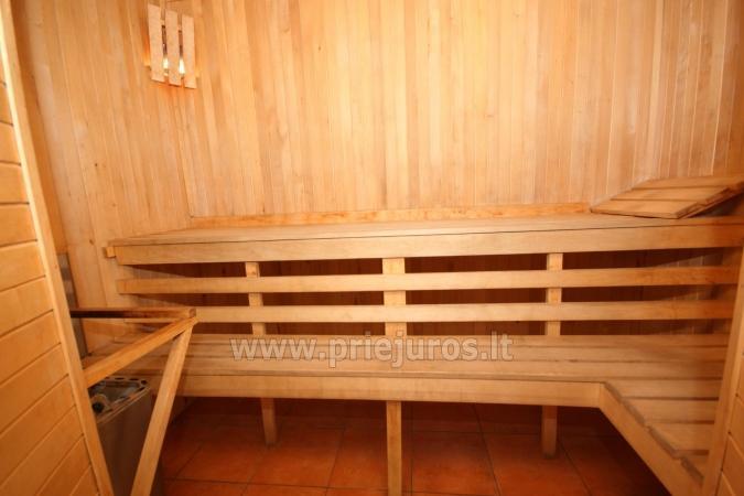 Unterkunft, Sauna und Jacuzzi in Klaipeda - 9