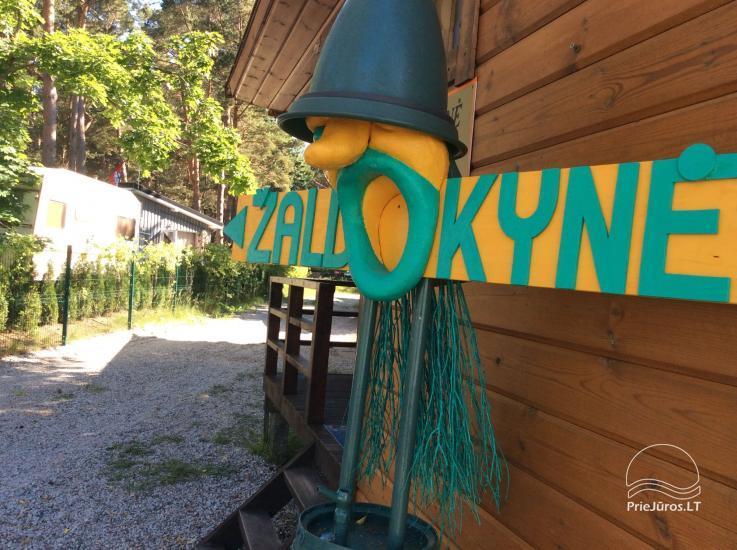 Holiday houses Žaldokynė. Just 150 meters to the sea! - 3