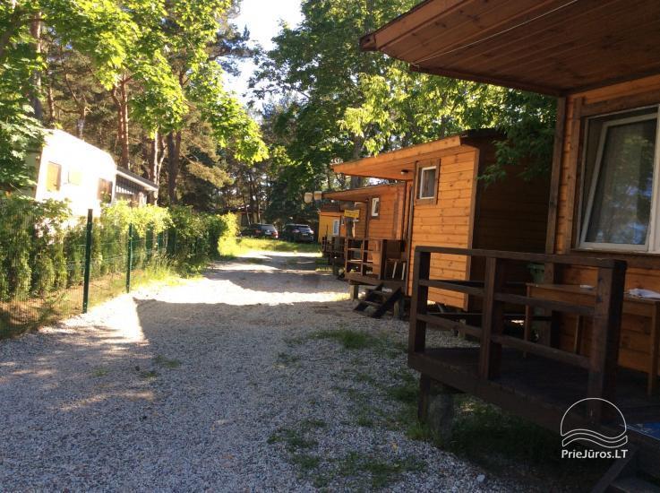 Holiday houses Žaldokynė. Just 150 meters to the sea! - 2