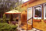 Triple holiday cottages in Palanga