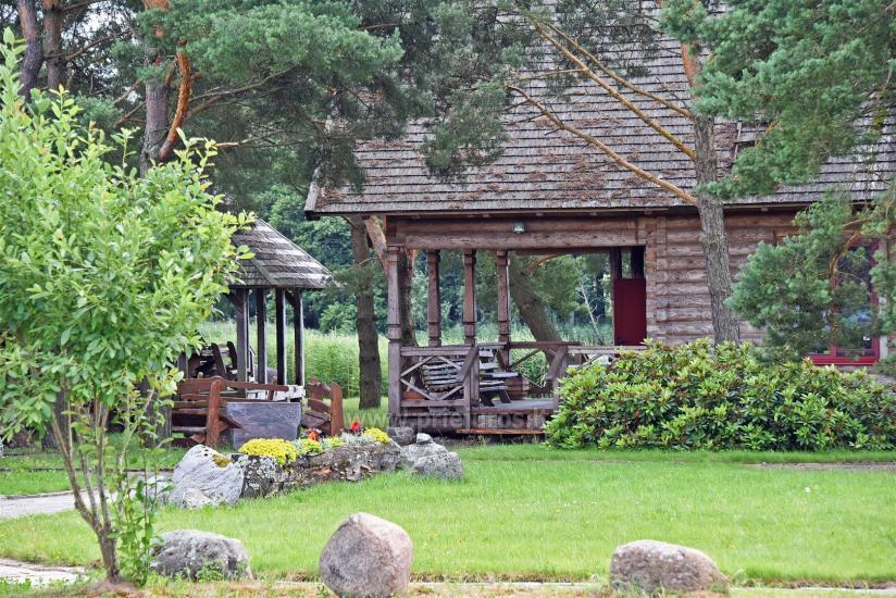 Poilsis sodyboje Vila Vilaitė ant ežero kranto - 7