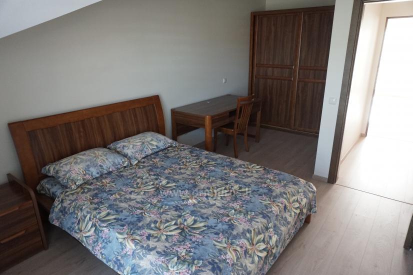 Sublokuotų namų nuoma Jūrinė gaiva Melnragėje, 150 m nuo paplūdimio - 8
