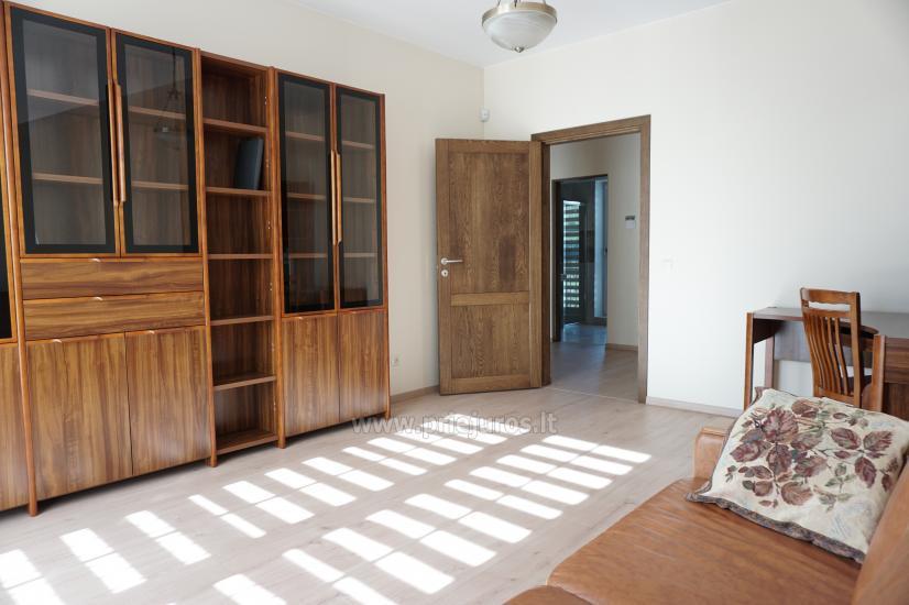 Sublokuotų namų nuoma Jūrinė gaiva Melnragėje, 150 m nuo paplūdimio - 9