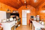 Brīvdienu mājas, dzīvojamie vagoni, telšu vietas un kemperi Šventojā - kempings Kapitonas - 5