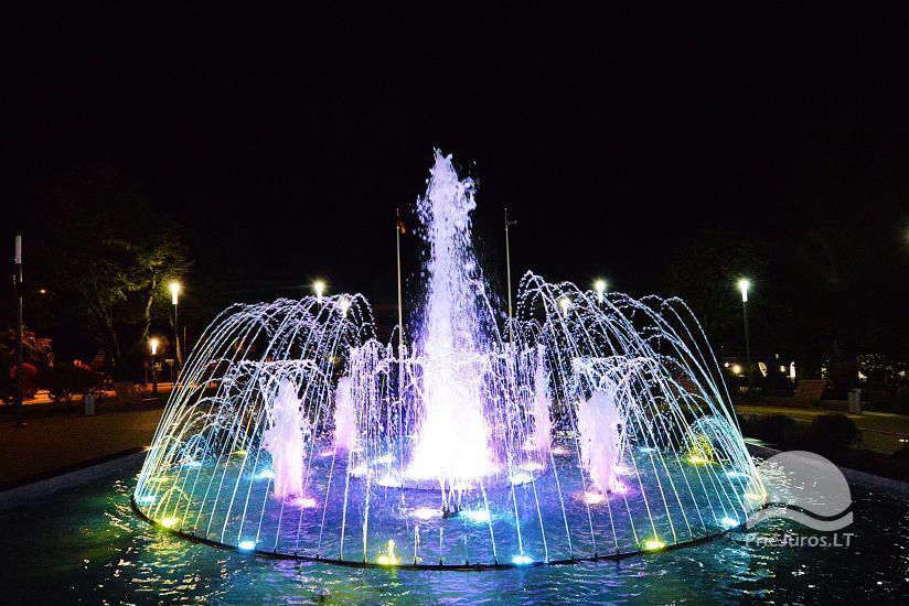 Muzikinis fontanas